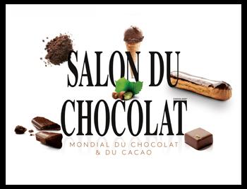 Salon du Chocolat Paris 2015, l'Art du Chocolat