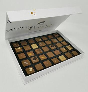 Quels chocolats offrir pour Noël ?